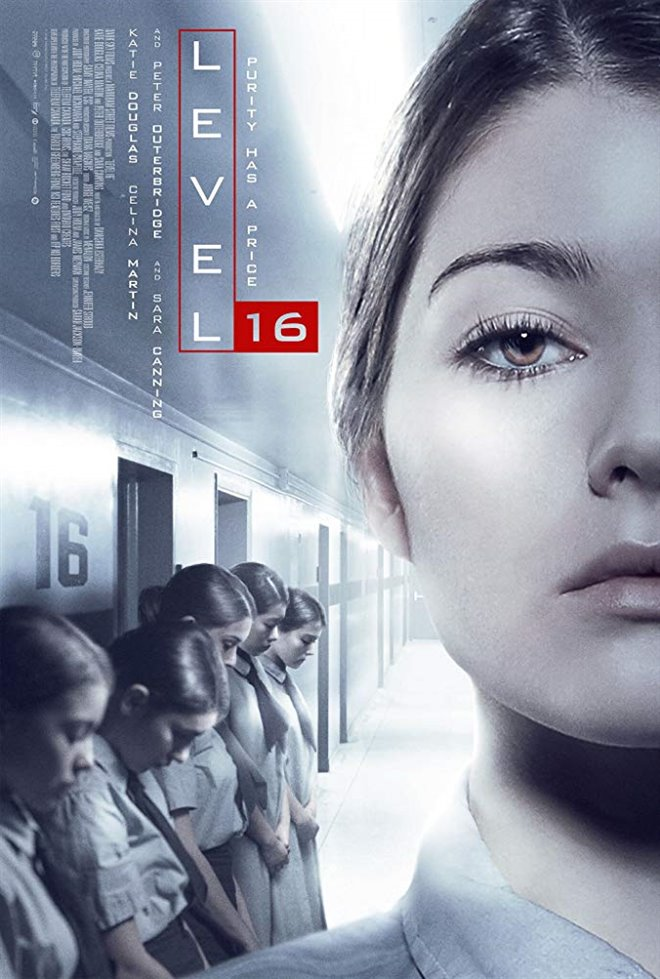 Level 16 Large Poster