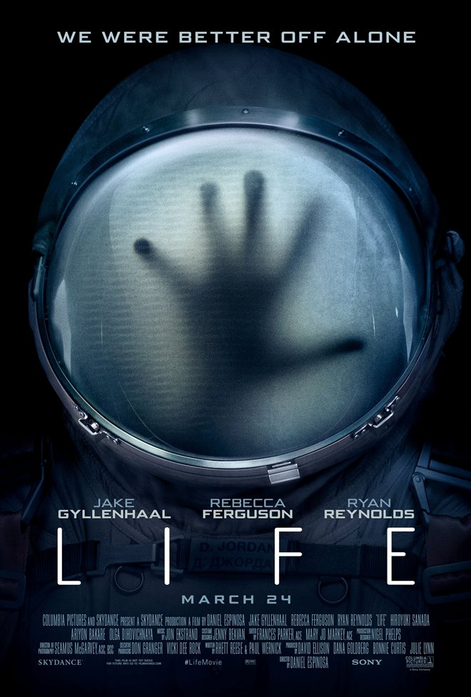Life Large Poster