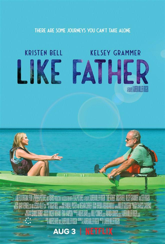 Like Father (Netflix) Large Poster