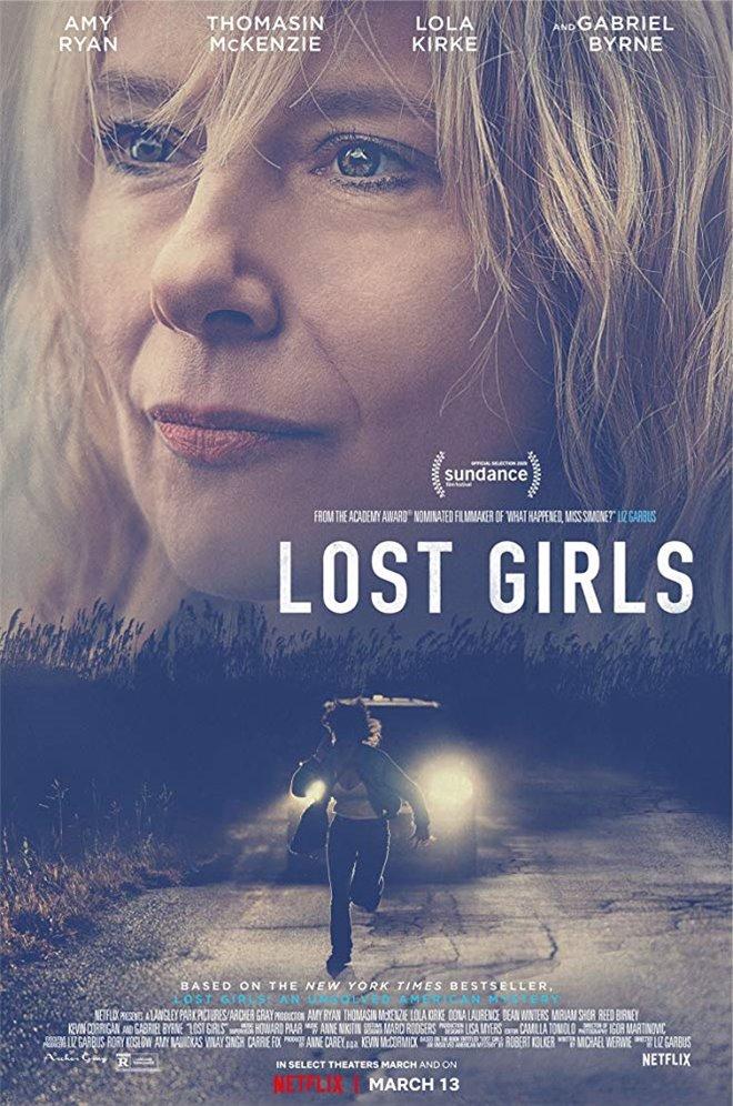 Lost Girls (Netflix) Large Poster