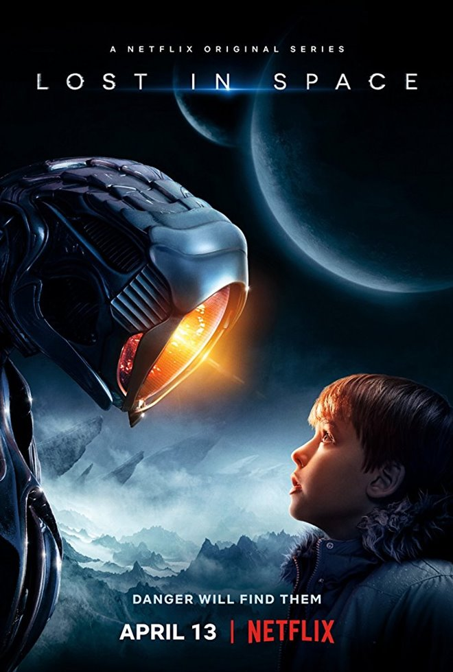 Lost in Space (Netflix) Large Poster