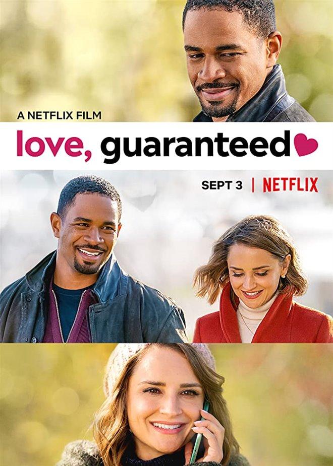 Love, Guaranteed (Netflix) Large Poster