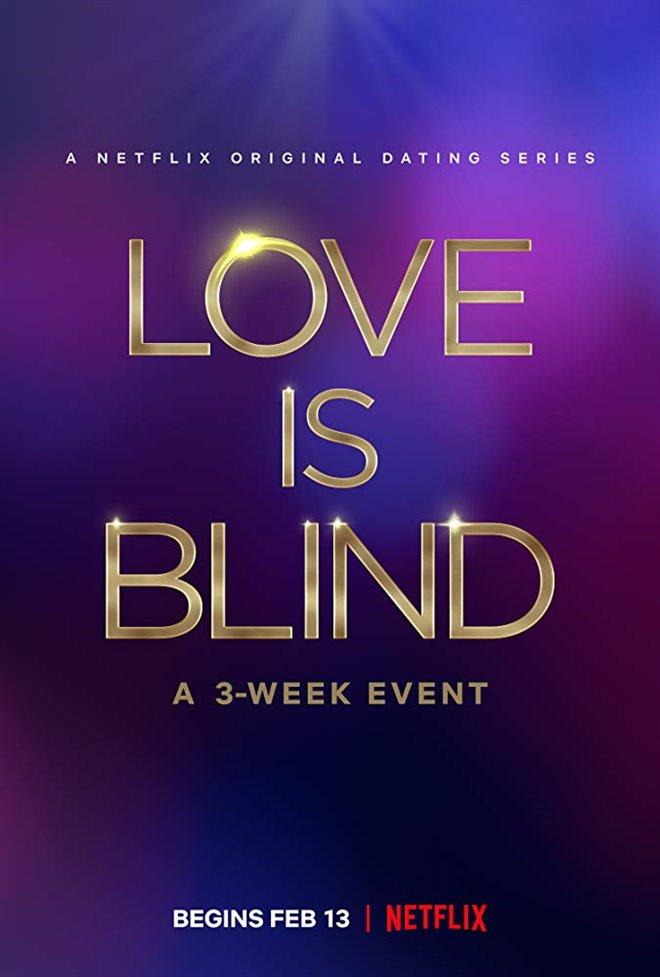Love is Blind (Netflix) Large Poster