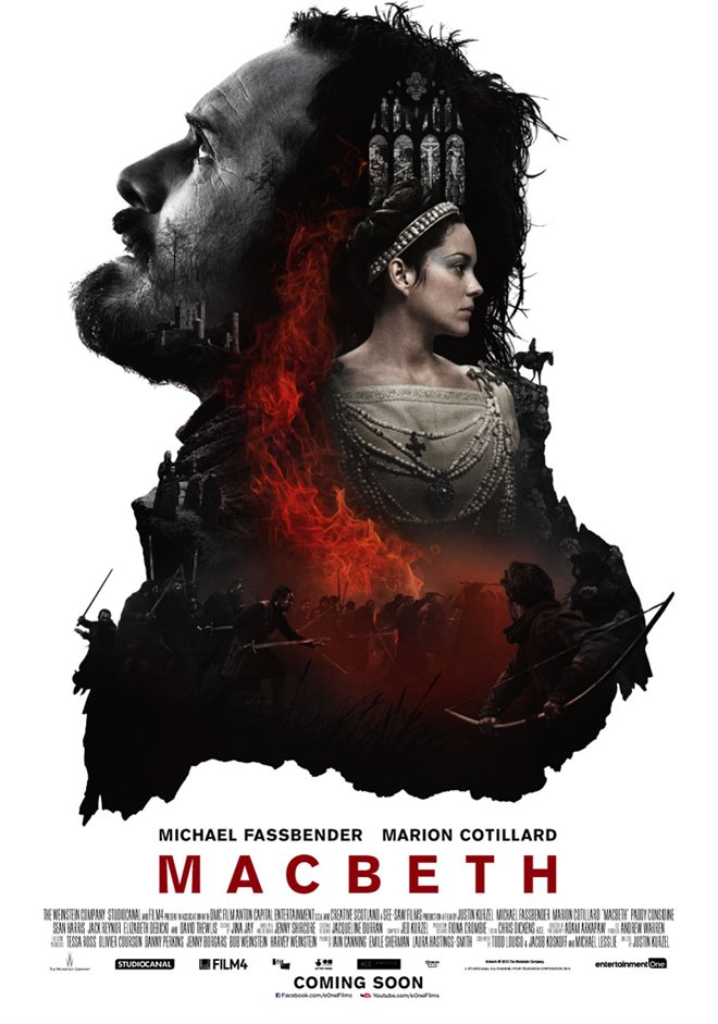 Macbeth Large Poster