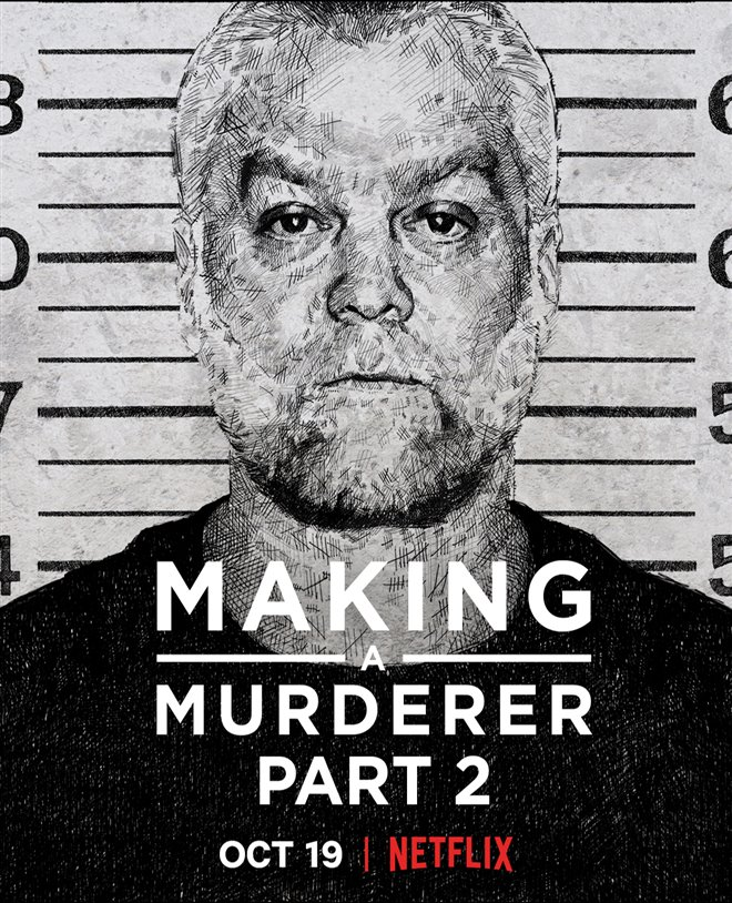 Making a Murderer (Netflix) Large Poster