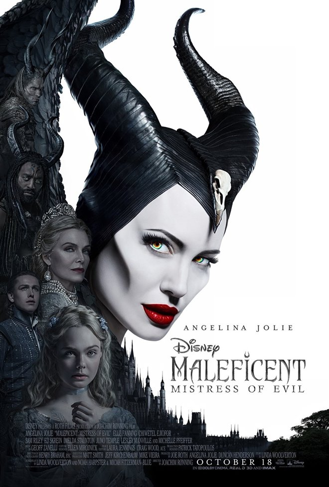 Maleficent: Mistress of Evil Large Poster
