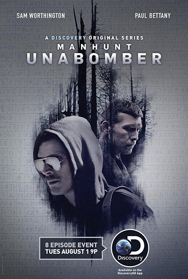 Manhunt: Unabomber Large Poster