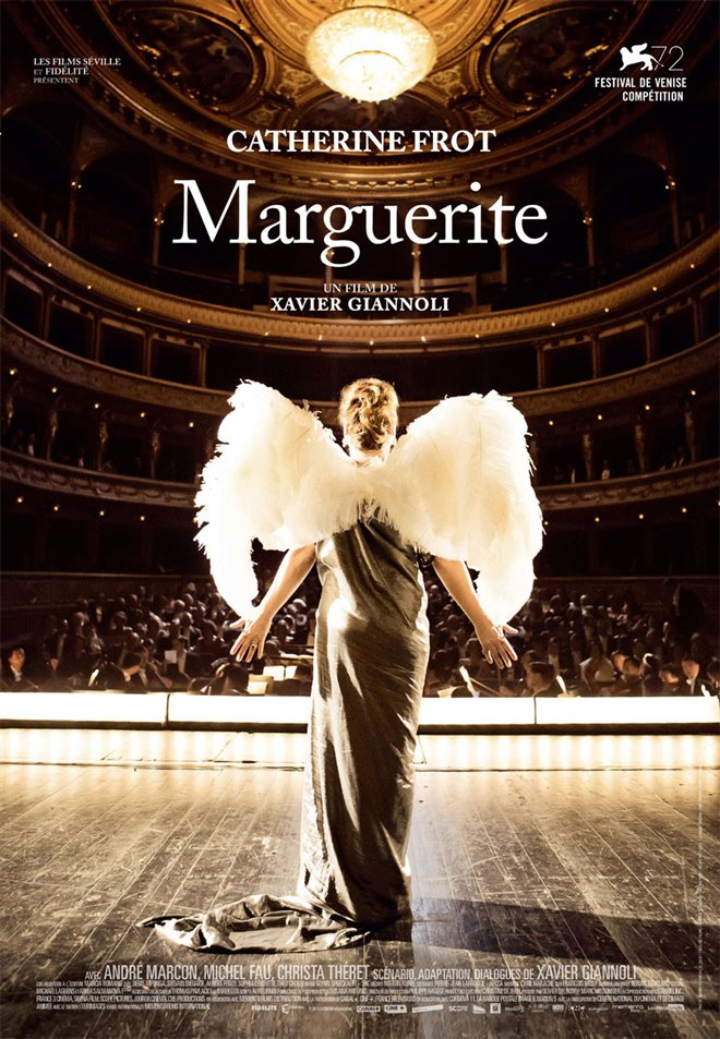 Marguerite Large Poster