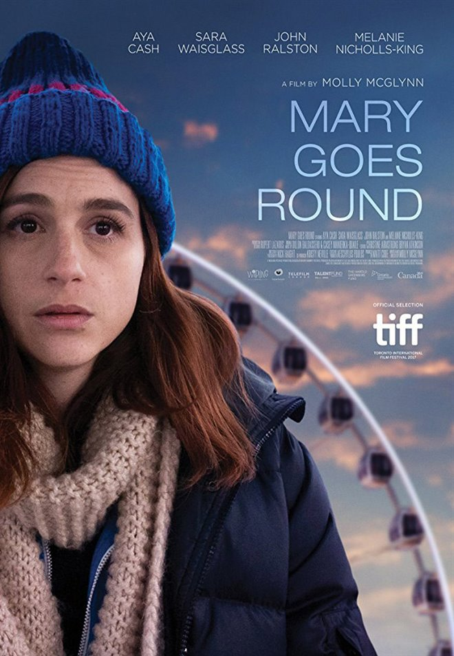 Mary Goes Round Large Poster