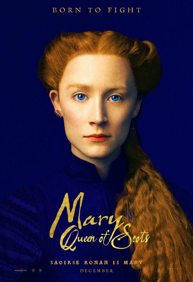 Mary Queen of Scots Large Poster