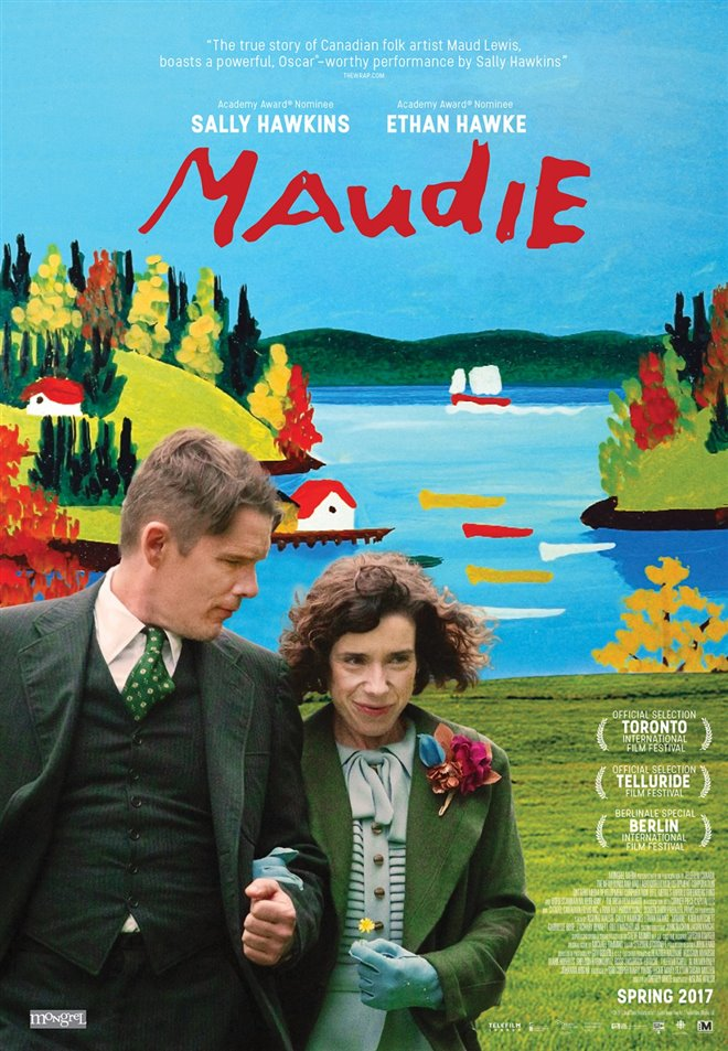 Maudie Large Poster