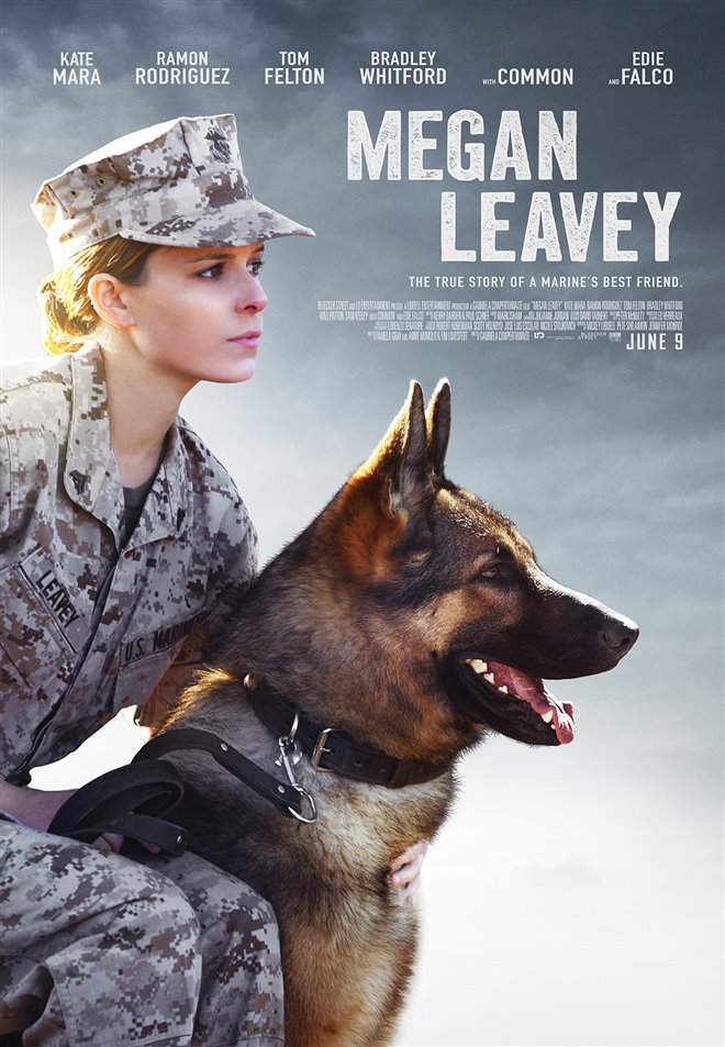Megan Leavey Large Poster
