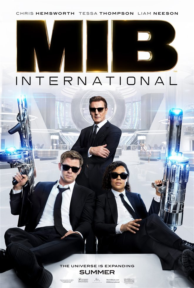 Men in Black: International Large Poster
