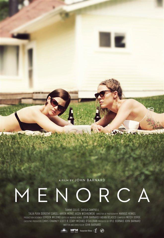Menorca Large Poster