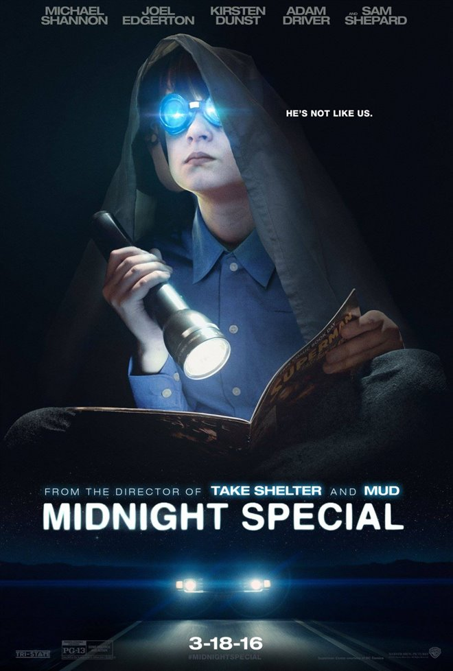 Midnight Special Large Poster