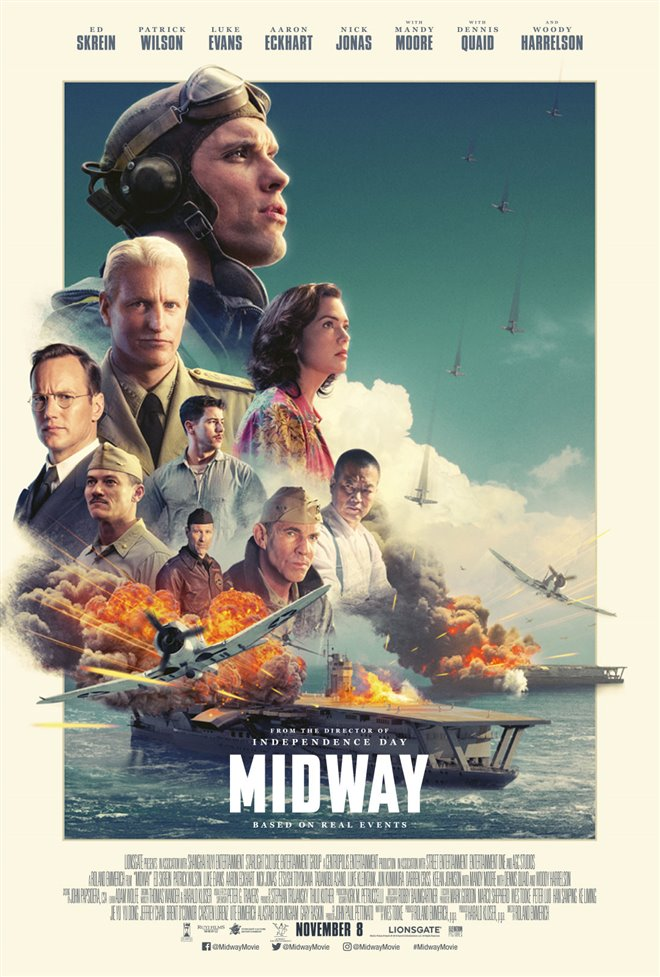 Midway Large Poster