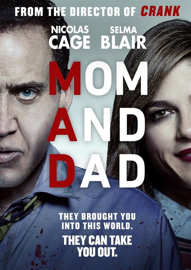 Mom and Dad Large Poster