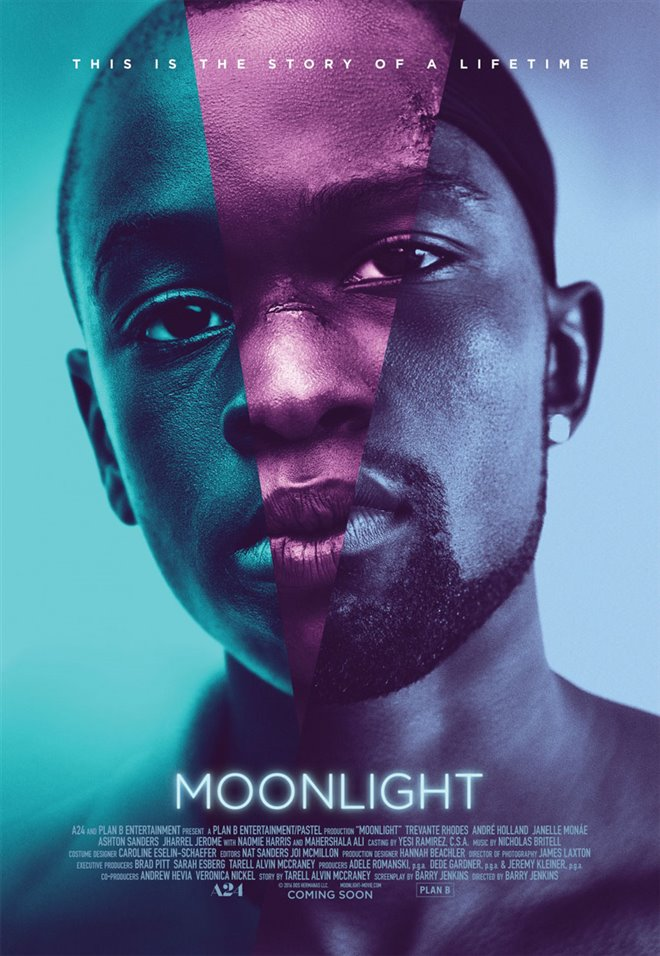 Moonlight Large Poster