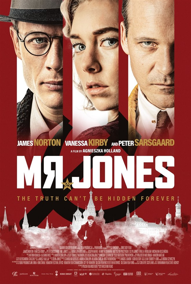 Mr. Jones Large Poster