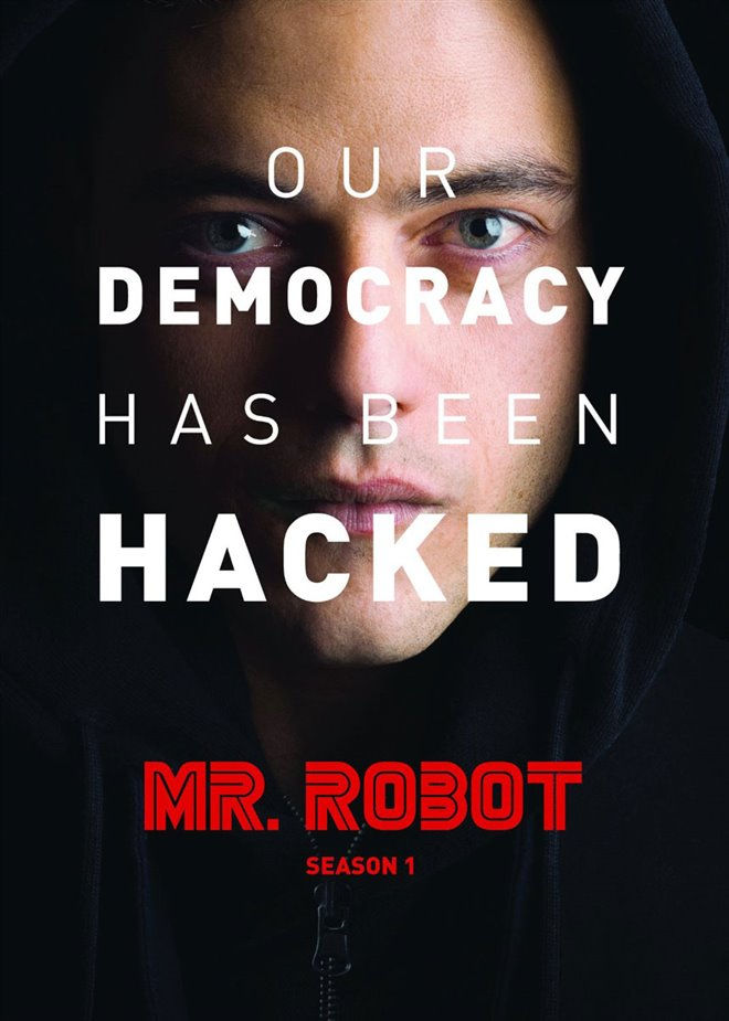Mr. Robot: Season One Large Poster