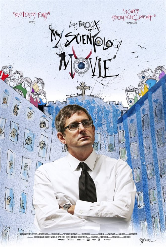 My Scientology Movie Large Poster
