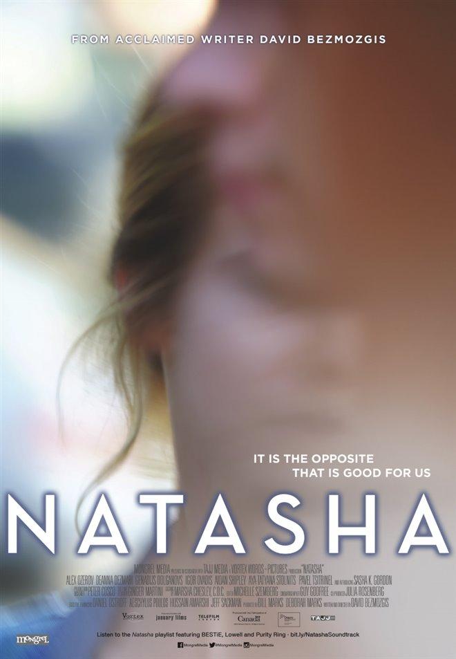 Natasha Large Poster