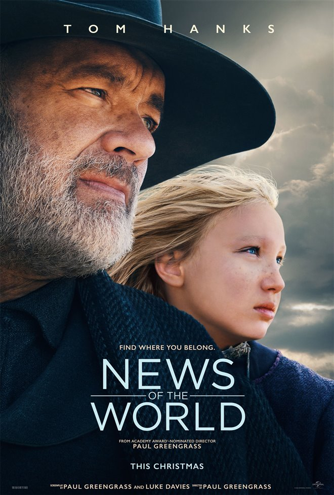 News of the World Large Poster
