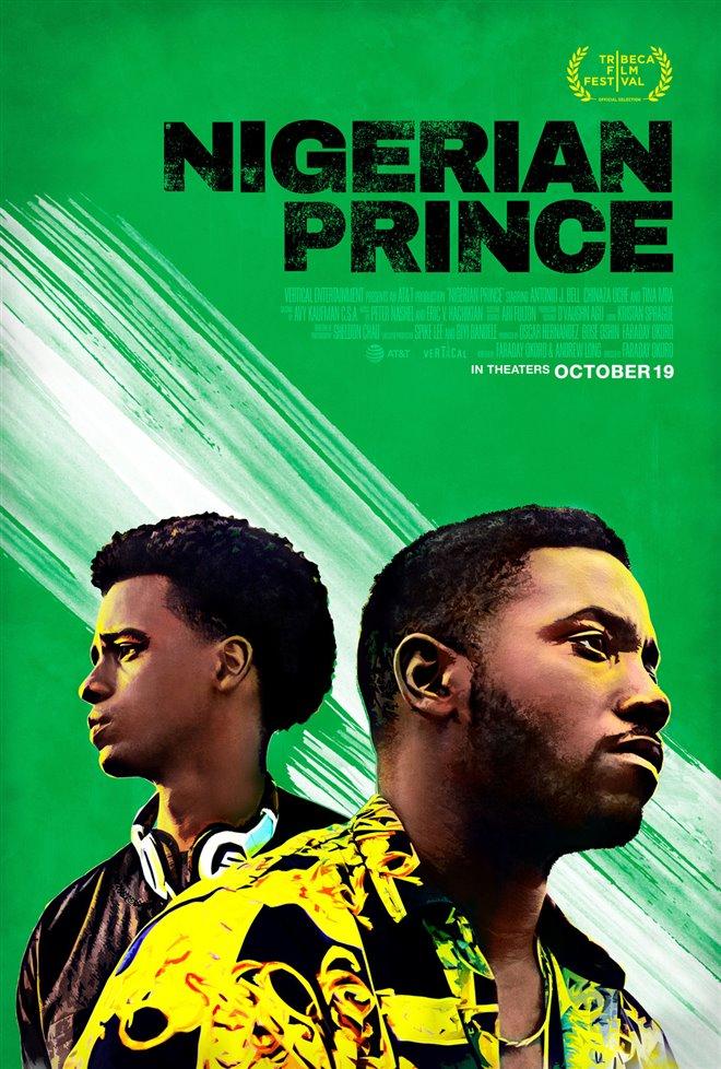 Nigerian Prince Large Poster