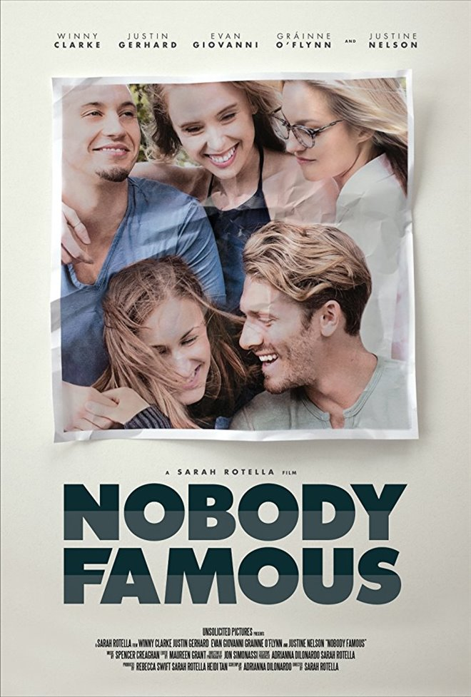 Nobody Famous Large Poster
