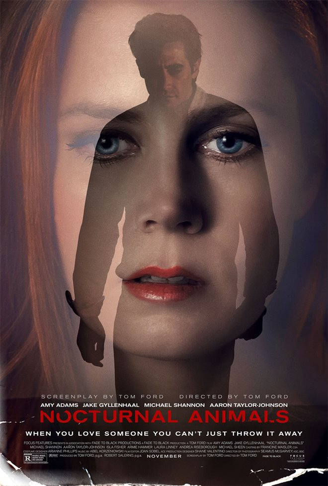 Nocturnal Animals Large Poster