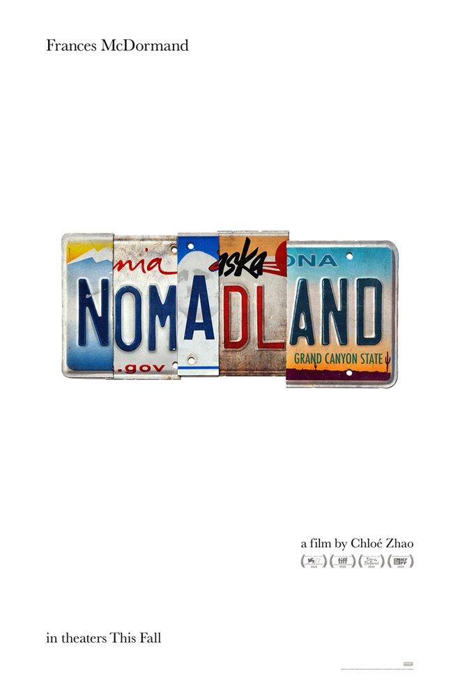 Nomadland Large Poster