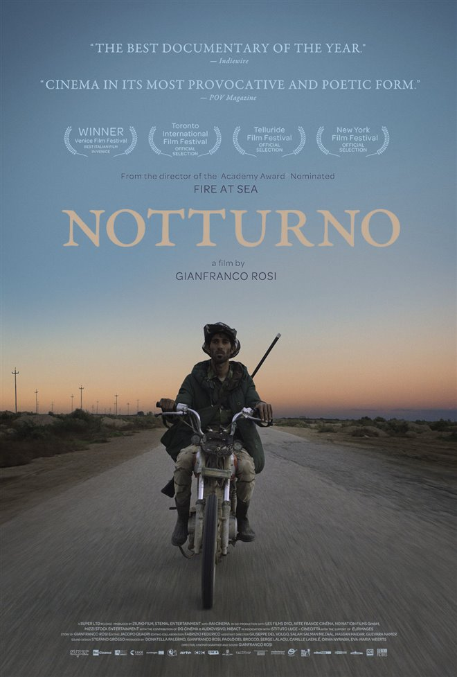 Notturno Large Poster