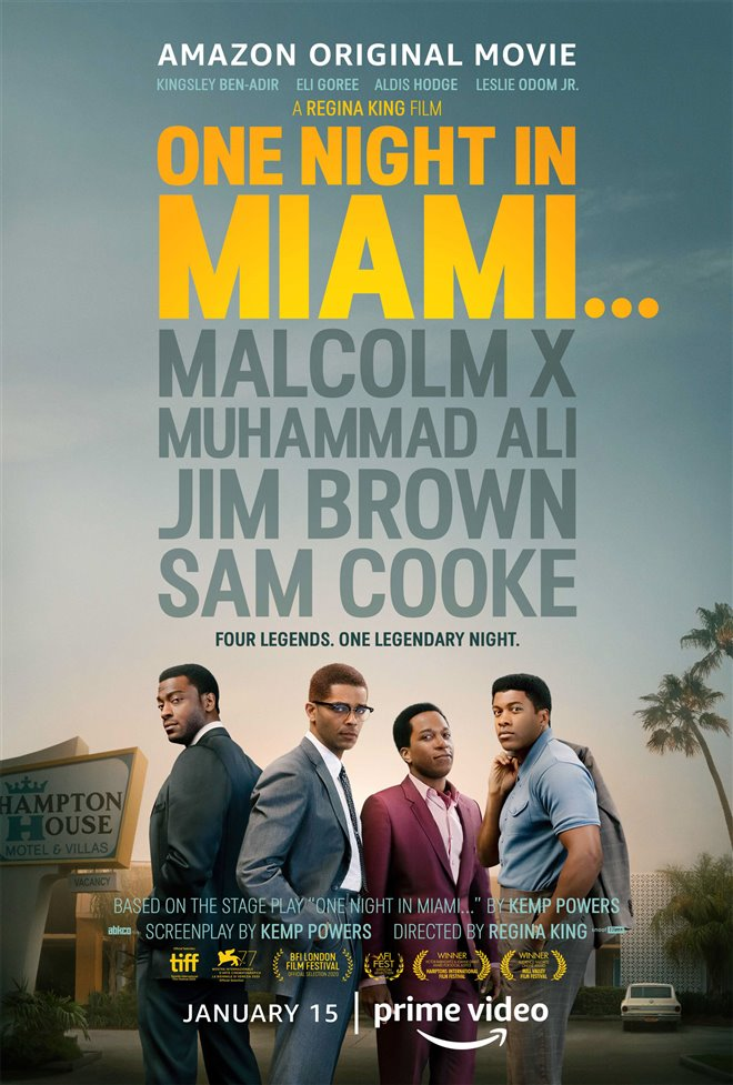 One Night in Miami... Large Poster