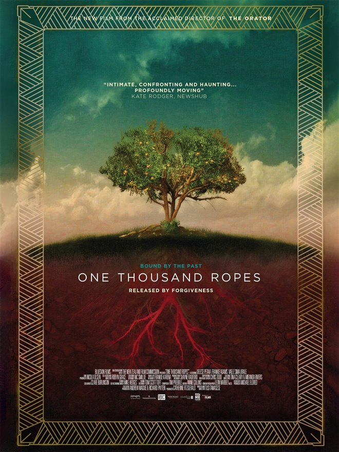 One Thousand Ropes Large Poster