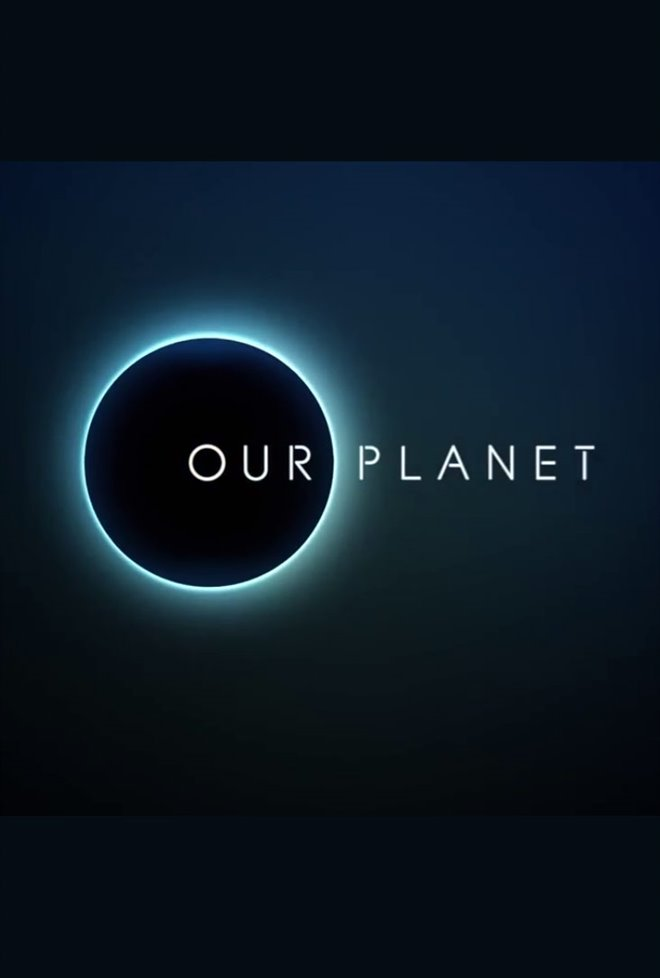 Our Planet (Netflix) Large Poster