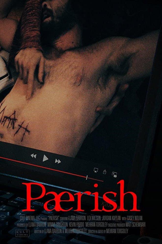 Pærish: The Curse of Aurore Gagnon Large Poster