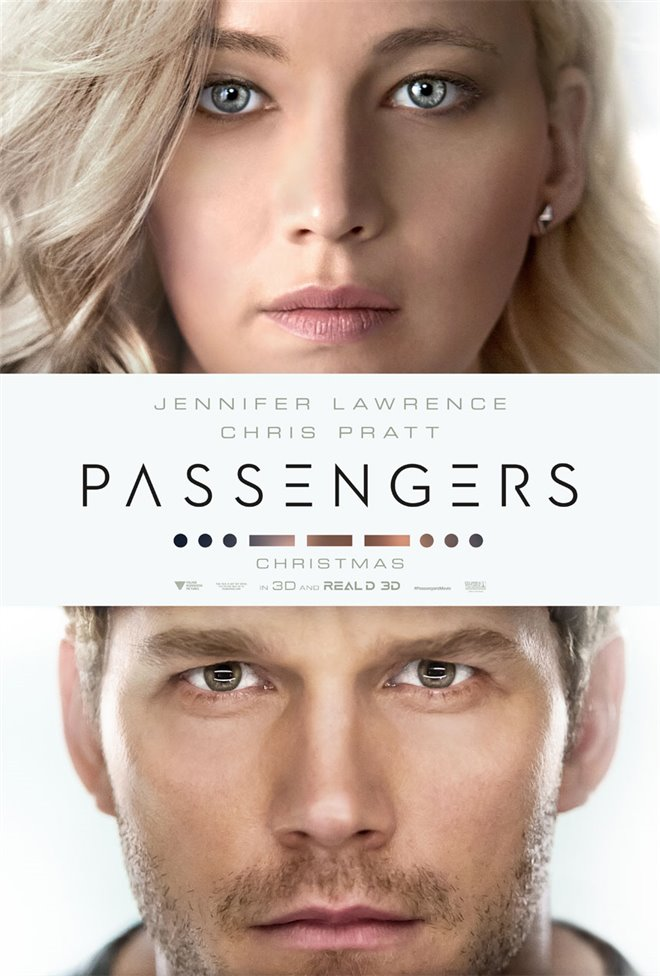 Passengers Large Poster
