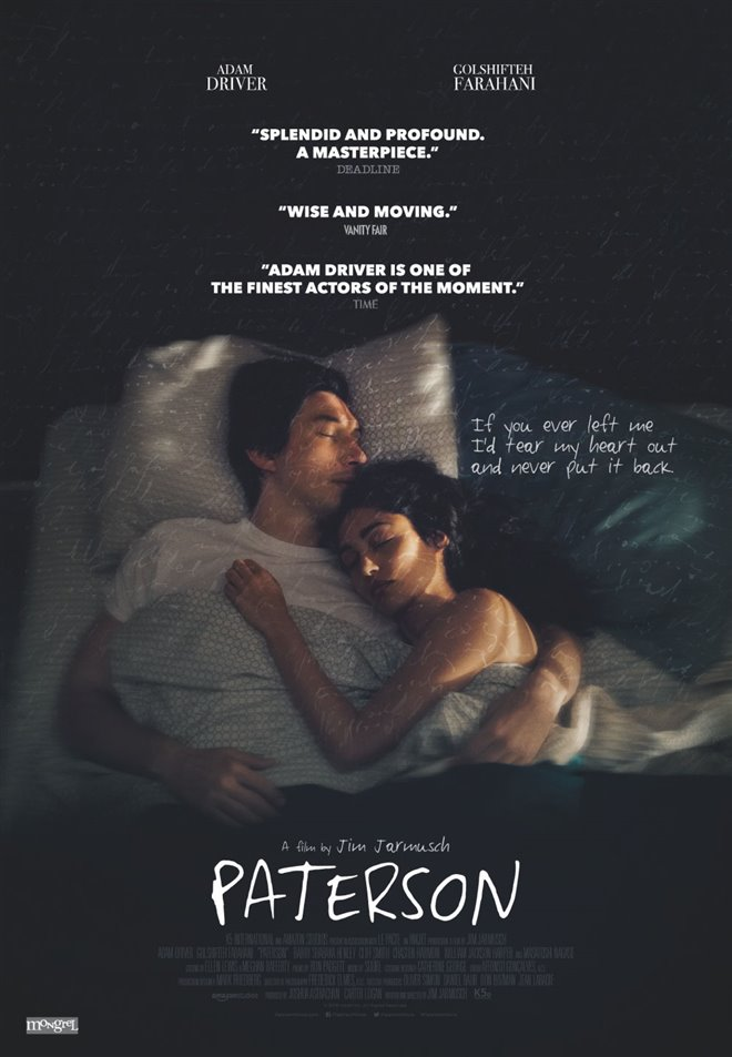 Paterson Large Poster
