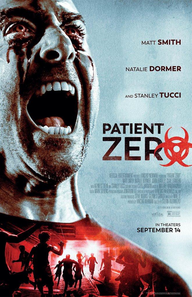Patient Zero Large Poster