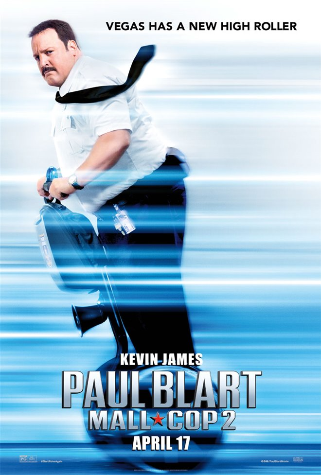 Paul Blart: Mall Cop 2 Large Poster