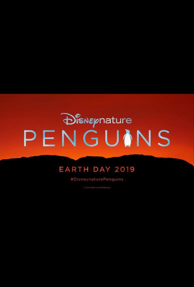 Penguins Large Poster