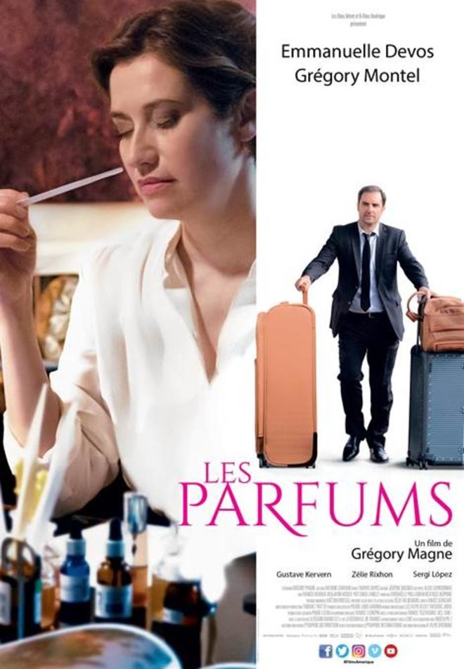 Perfumes Large Poster