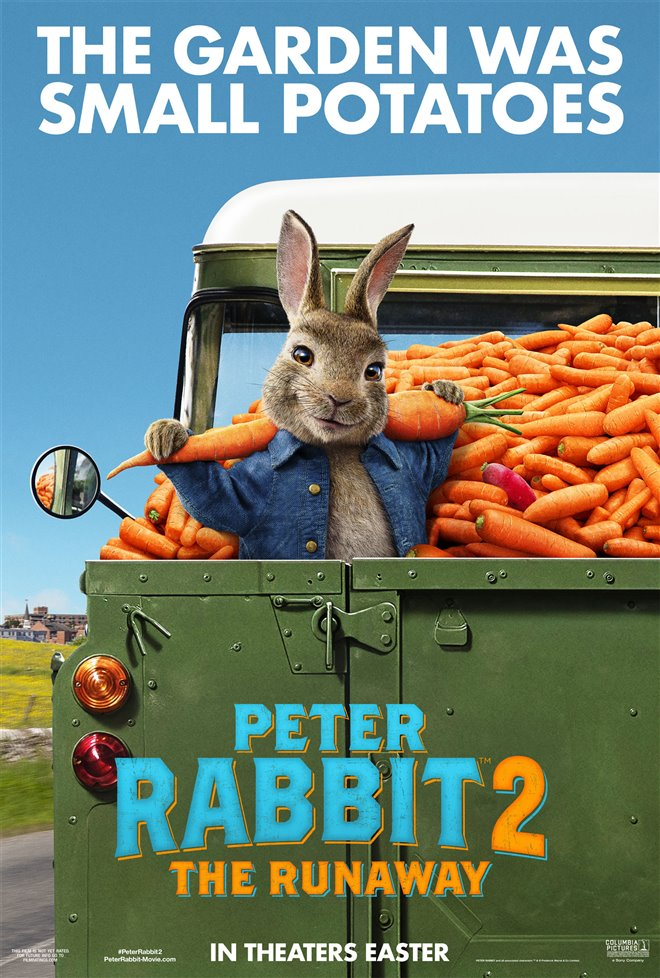 Peter Rabbit 2: The Runaway Large Poster