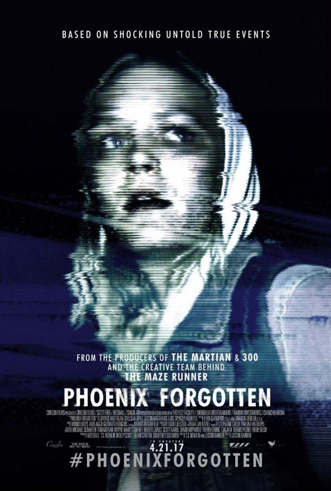 Phoenix Forgotten Large Poster