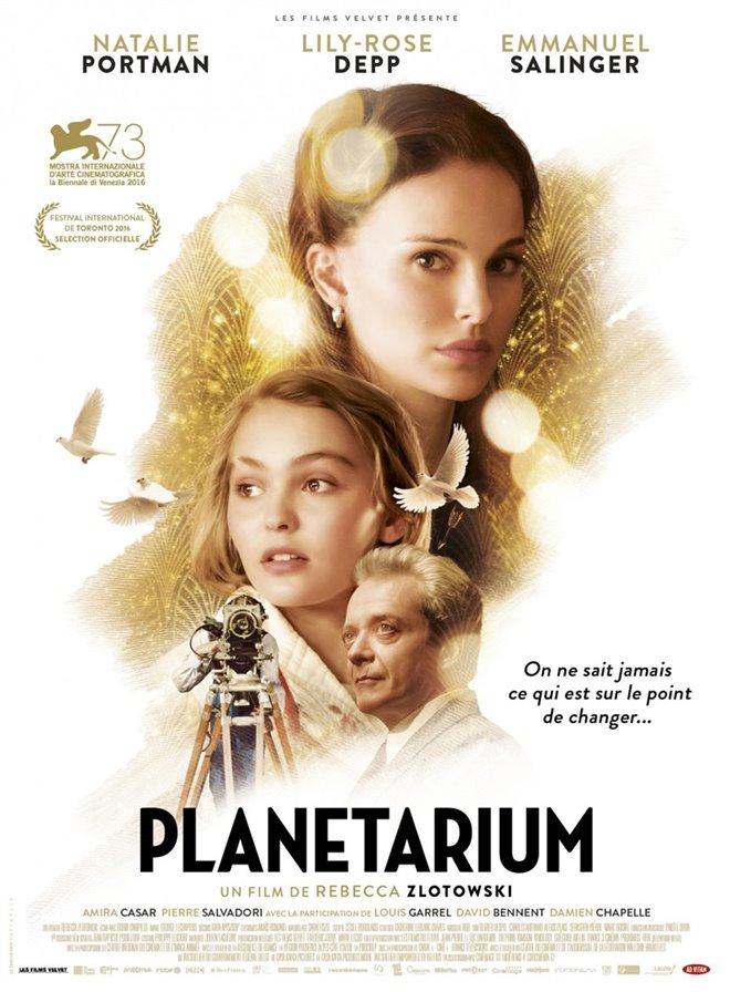 Planetarium Large Poster