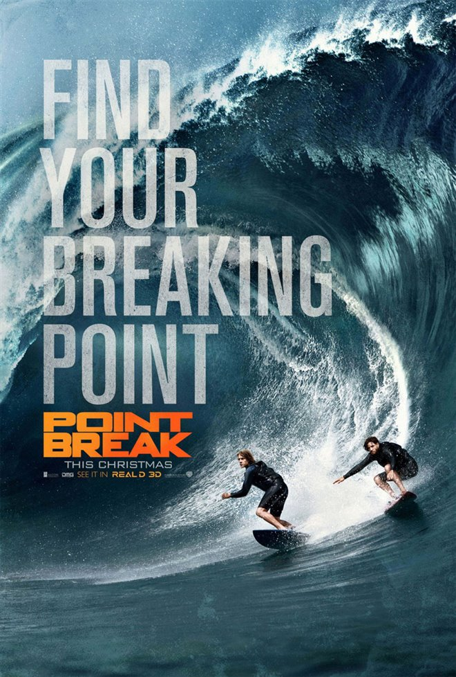 Point Break Large Poster