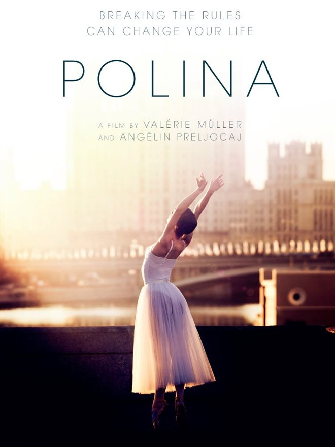 Polina Large Poster