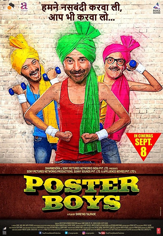 Poster Boys Large Poster