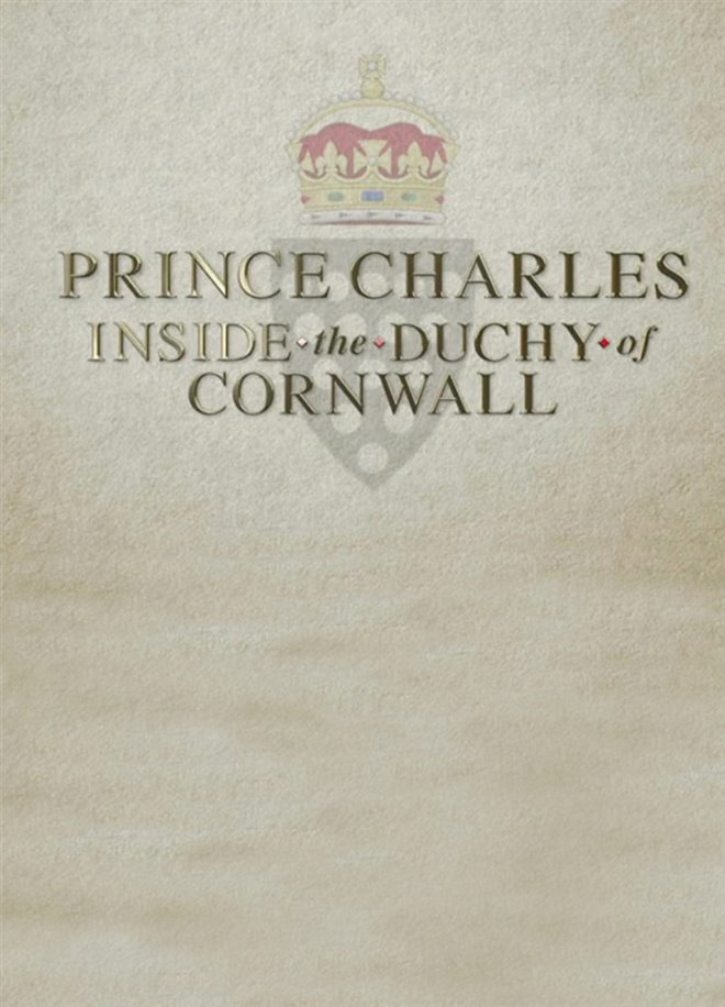 Prince Charles: Inside the Duchy of Cornwall (Acorn TV) Large Poster