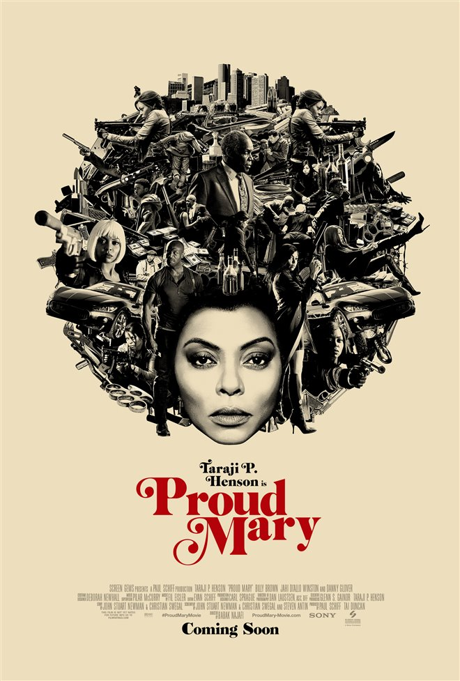 Proud Mary Large Poster
